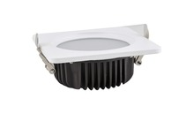 Alibaba led downlight IP65 SMD LED Downlight 6500K 3years warranty 10w square reccessed downlight