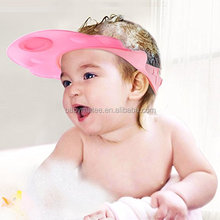 Babymatee baby bath safety products/Baby's Hair Wash Hat/Shampoo Shower Cap