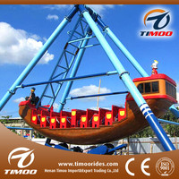 2015 new hot amusement park pirate ship for sale
