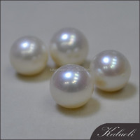 Wholesale jewelry making round loose 12mm freshwater pearl beads