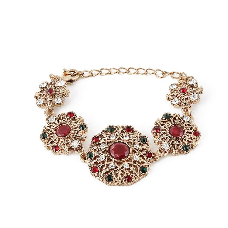 New Arrival trendy style fashion lace cruciani bracelet from manufacturer