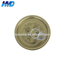 211# easy open lid for food tin can