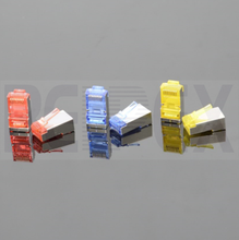 Colorful UTP STP Cat7 RJ45 Plugs Connector
