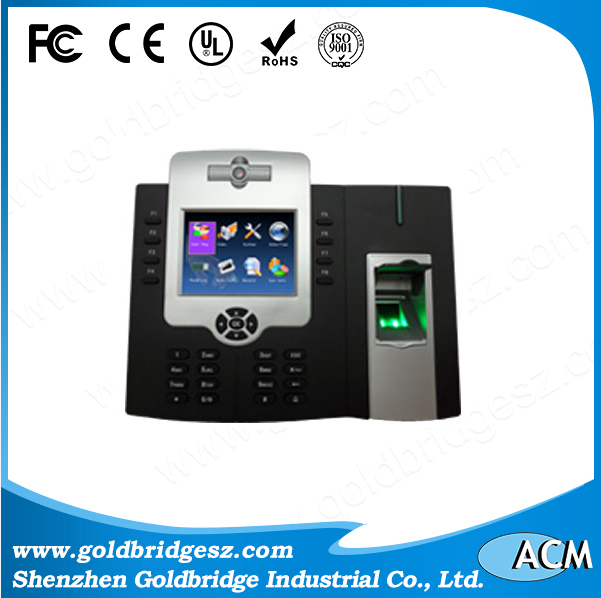 Big User Capacity Fingerprint Time Attendance Zk software Fingerprint Access Control With GPRS/WIFI