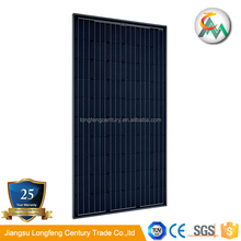 export pv panel/315w high quality mono solar module price for home use