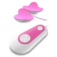 Electronic vibrate care enlargement instrument sexy breast enhance massager