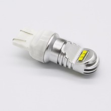 Guangzhou auto parts brake lamp bulb wholesale for all cars 7443 t20 led brake light