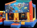 moonwalks inflatable Toy Story A2012