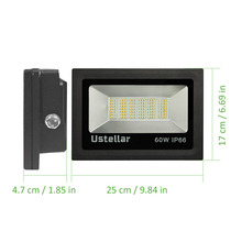 day white IP66 60w shenzhen LED flood light outdoor led light made in China