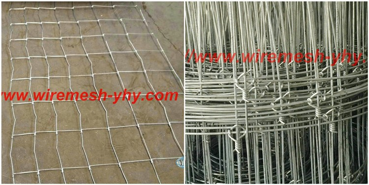 2017 new hot dipped galvanized deer fence for fencing sport equipment