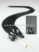 Brazilian Micro Ring loop hair extensions with high quality and hot sale in 2012