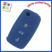 Wholesale Durable Gift Silicone Car Key Protector for Bora