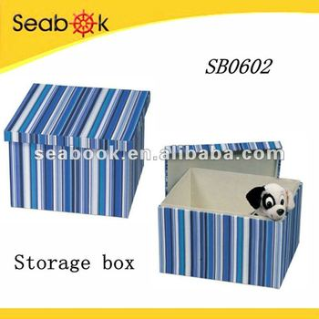 Cotton Storage Box for gifts