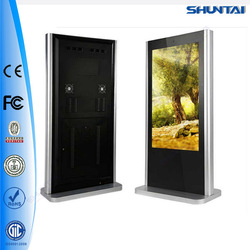55 Inch Computer TV Advertising WiFi HD LED Touch Monitor