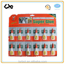 502 super glue blister glue for wood/stone/packing/shoes/construction
