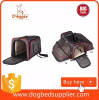 pet life airline approved carrier/expandable pet carrier dimensions/dog bag