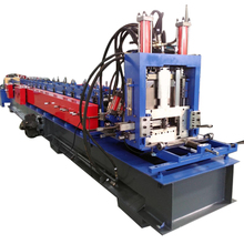 Automatic C Z Purlin Roll Forming Machine Manufacturers