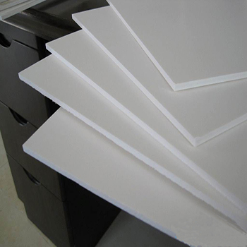 High Density 4' * 8' white Waterproof Rigid PVC Foam Board