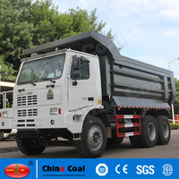 Chinese Brand hp371 6x4 10 tires Mining Dump Truck for Sale