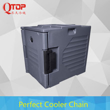 87L hotel lunch coolers box insulated car cooler box transport for fresh