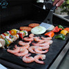 Teflon Non-stick Barbecue Mat High Temperature resistant Outdoor Smoke-free BBQ Grill Mat