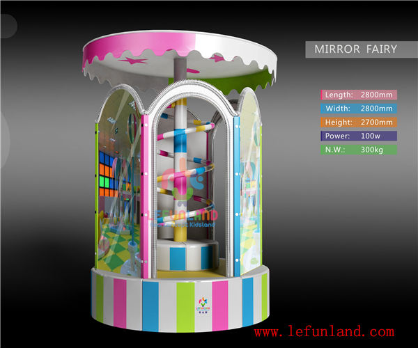 Lefunland Playground - bounce castle
