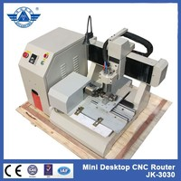 Mini desktop cnc router top quality ring and cylinder engraving machine