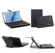 the cheapest Separable wireless bluetooth keyboard for Smartphone android desktop computer tablet pc with case stand 7-8 inch