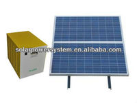 Complete 2KW 3KW 5KW Solar System With All Accessories,Inverter/Batteries/Solar Panel/Wiring 500W