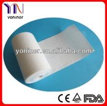 Medical nonwoven surgical dressing