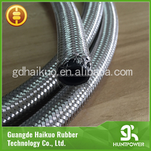 stainless steel braided hose hot water hose wash room hose