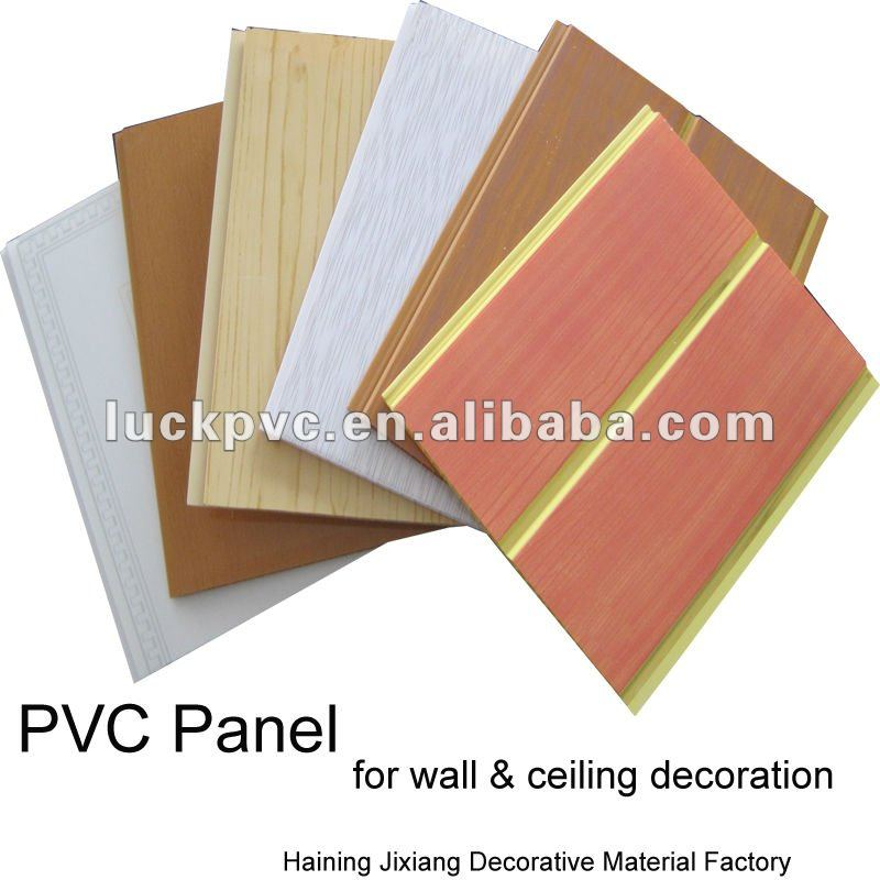Various PVC False Ceiling Panel