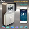 ATZ Intelligent Wireless WiFi Video Door Bell Camera Full Duplex Audio Easy Use Home Doorbell for Child and Old People