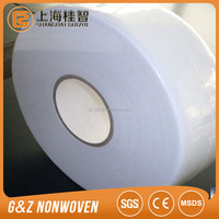 biodegradable hydrophilic polypropylene spun bonded non woven fabric wipes