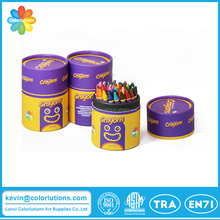 2017 most popular kids gift mix color crayon