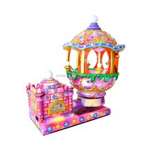 coin operated kiddie rides carousel for sale