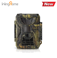24MP Night Vision Hidden Outdoor Waterproof Time Lapse WingHome 290C Hunting Trail Camera