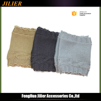 Wholesale custom fashion soft winter acrylic wool gloves