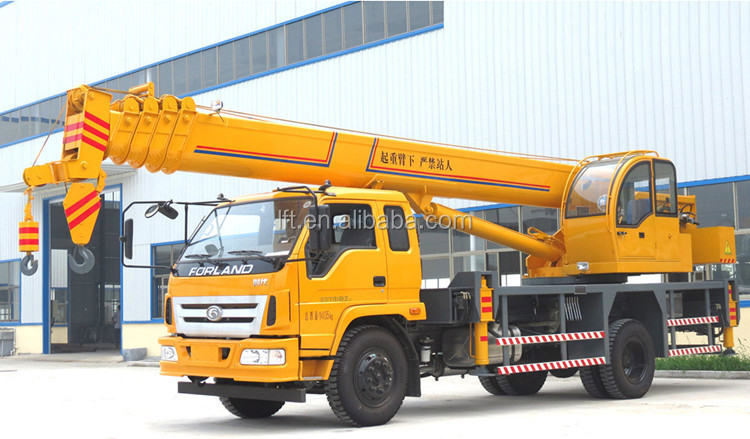 New Pickup Truck Crane 10 Ton With Low Price