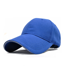 promotional 6 panel 100% cotton blank baseball hats for sale mens caps and hats