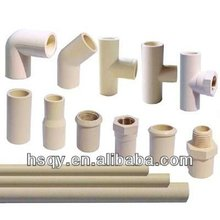 Large Diameter Plastic PVC Fittings