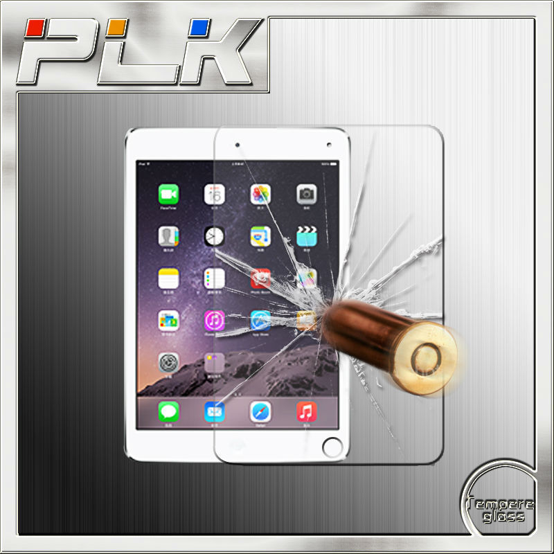 New! For iPad mini 2 Tempered Glass Hot Sale Tempered Glass Screen Protector/