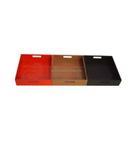 Cheap wholesale wooden tray