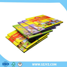 customize china manufacture factory supply passport printing/bank book printing