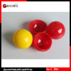 28mm Beauty Plastic Ball Red Colored Vending Capsule for Kids