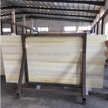 Factory price high quality Onyx translucent Artificial marble for back ground