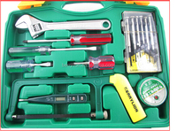 Berrylion tools practical 22pcs DIY handy garden home tool set kit