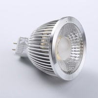 ce etl led GU10/MR16 5w 7w mr16 cob led spotlight with gift box packed