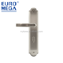 Safety Door & Window Handles metal door cylinder lock with knob