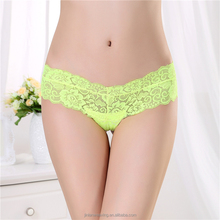 Sexy Y Shape Good G String Blended Fabric Sexy Women Panty Underwear Lace Women In Thong Transparent Mz Lady Briefs